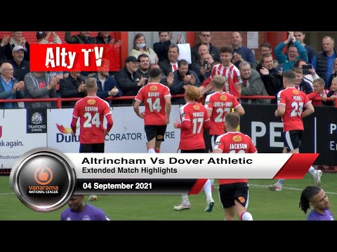 Altrincham Dover Ath. Goals And Highlights