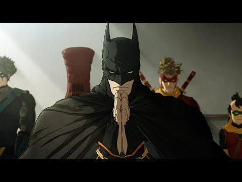 Batman Ninja - Official Trailer (English Language)