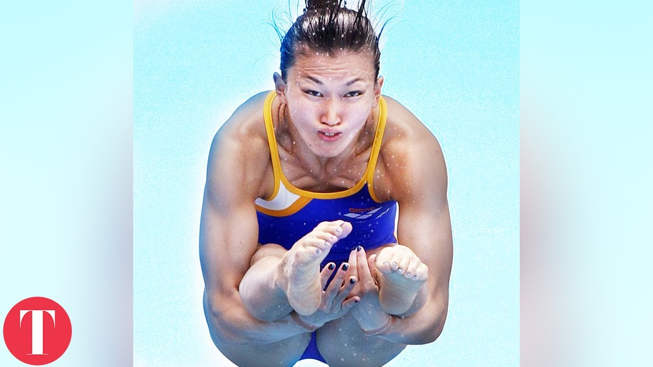 15 Intense Rules Female High Divers Have To Follow