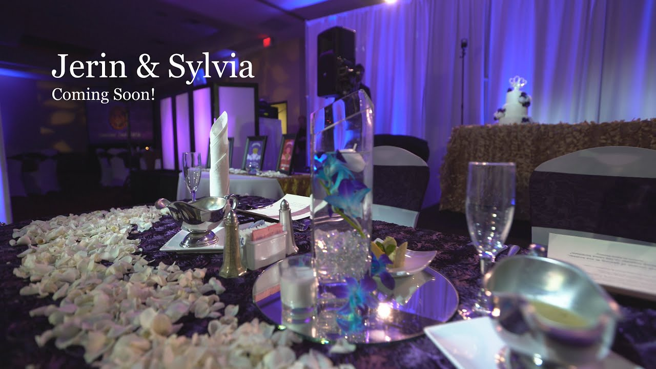 Jerin And Sylvia Teaser Dallas Wedding Videographer Indian Wedding