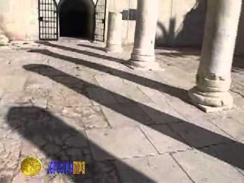 Tour of the Jewish Quarter, the Old City of Jerusalem