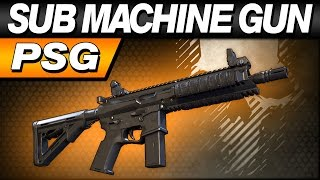 Ghost Recon Wildlands - PSG Sub Machine Gun - Location and Overview - Gun Guide