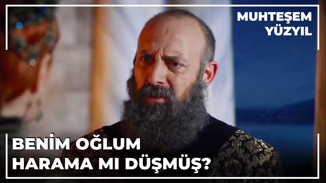 Sultan Süleyman, Selim'in Harama Bulaştığını Öğrendi! | Muhteşem Yüzyıl