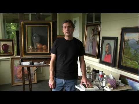 Oil Painting Lessons With Richard Christian Nelson- Vol.1: Still Life
