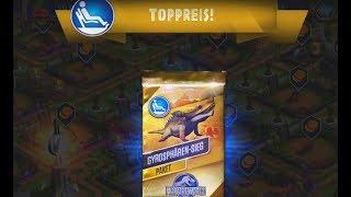 Jurassic World: Das Spiel #185 Erfolgreiche VIP Gyrosphären-Auswahl! [60FPS/HD] | Marcel