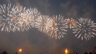 Китай на фестивале фейерверков  Та же команда, что и на Олимпиаде в Китае