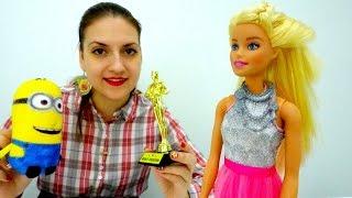 Барби едет в ГОЛЛИВУД: приз за лучшую актрису!