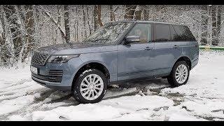 Walkaround Range Rover Vogue TDV6 2018 de... 125.000 euro!!!