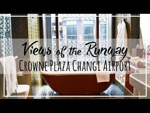 Singapore | Crowne Plaza Changi Airport Hotel Executive Club  | Asia Luxury Travel Blog