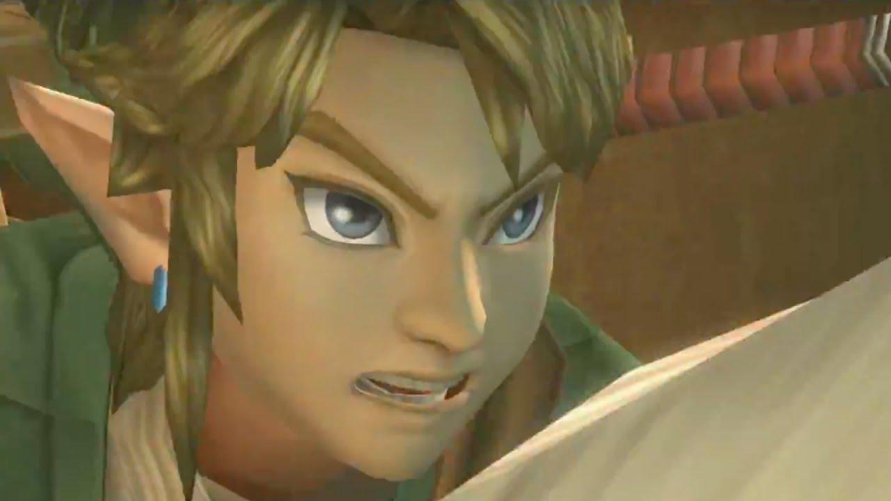 The Legend of Zelda: Twilight Princess HD Official Story