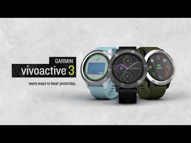 d70d9644b26 Garmin s latest smartwatch can buy your post-run drink