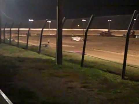mini stock feature part 2 10/12/12 @ western kentucky speedway
