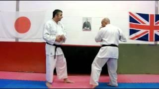 Kanku Sho Bunkai Strategies 2012 wk29 meikyo koryu oyo jutsu