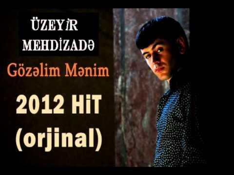 Üzeyir Mehdizade - Gözelim Menim (Original)
