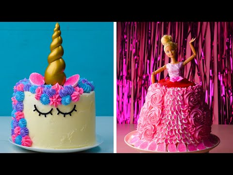 10 Of The Coolest Cakes From The Last 100 Years! Dessert Ideas By So Yummy