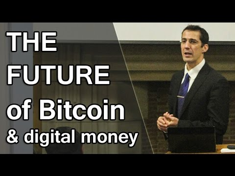 Future of Bitcoin - Javier Marti - Univesity of St Andrews 1/2