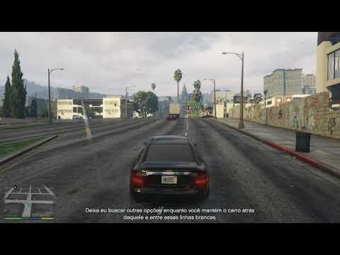 GTA V LIMPANDO O FBI