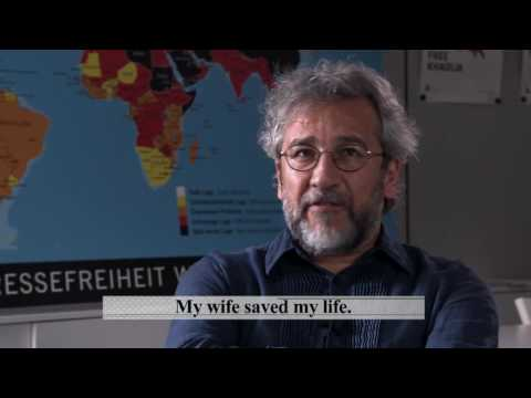 Can Dündar: 2016 International Press Freedom Awards