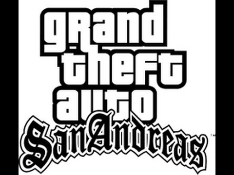 GTA SAN ANDREAS- МУЗЫКА В НАЧАЛЕ ИГРЫ- FULL SOUNDTRACK