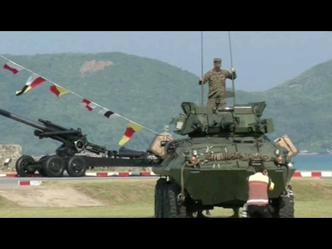 US leads largest military exercise in Asia Pacific region