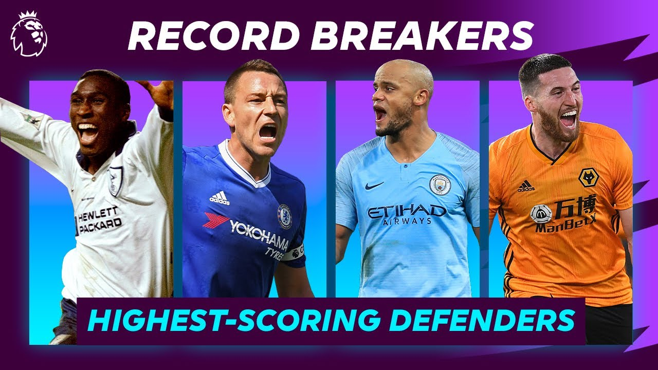 When defenders become strikers! | HIGHEST-SCORING defender at every Premier League club