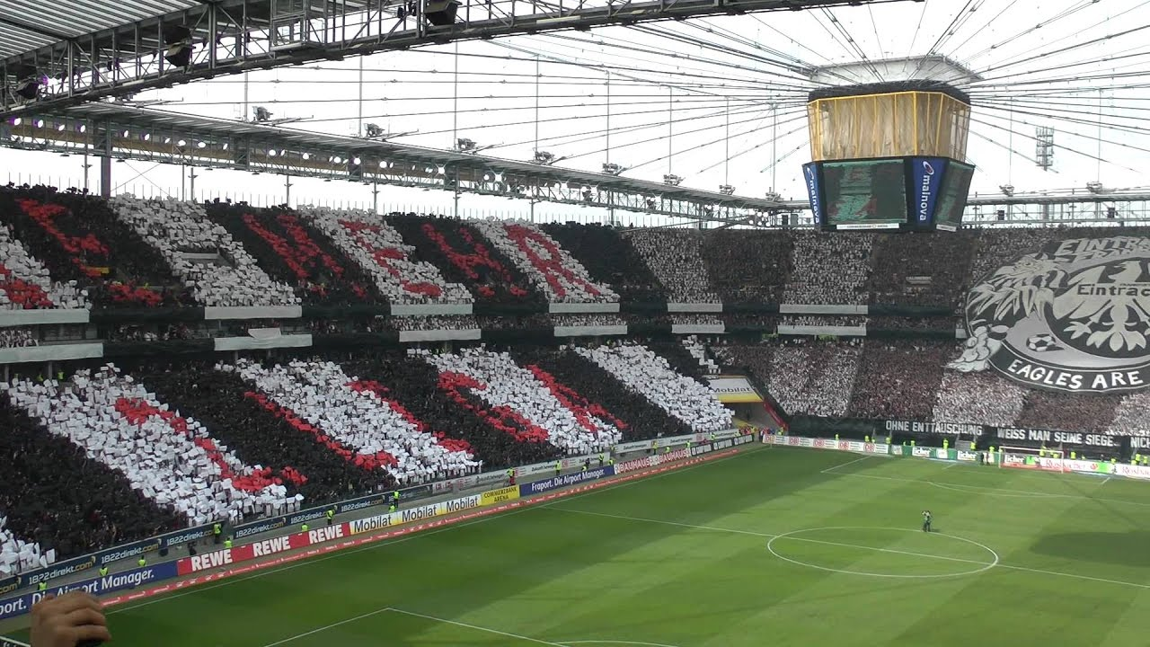 Eintracht Frankfurt Ultras Best of - YouTube