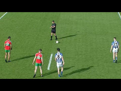 2020 Dublin Senior 1 Football Final- Ballymun Kickhams v Ballyboden St Endas
