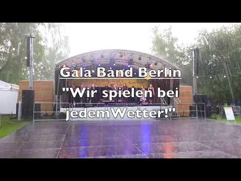 Gala Band Berlin - TANZBAND - COVERBAND - LIVEBAND - PARTYBAND