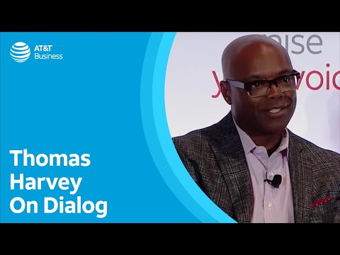 Thomas Harvey on Dialog