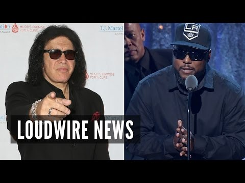 Gene Simmons Fires Back at NWA After Being Called Out at Rock Hall Induction