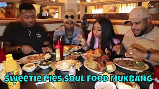 Sweetie Pies family Soul Food Mukbang