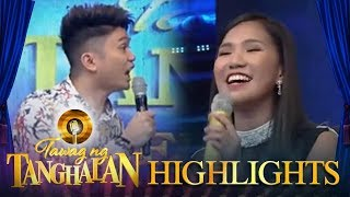Tawag ng Tanghalan: Vhong gives Elaine an awesome challenge