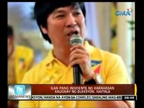 TV Patrol: Dating sekyu, nasabugan ng granada sa Zamboanga de YouTube · Duración:  2 minutos 1 segundos