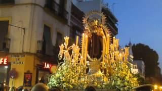 El Carmen de Santa Ana en Rodrigo de Triana esquina con San Jacinto 2014