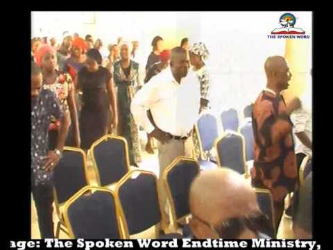 PROPHETIC SERVICE EXPERIENCE WITH PST GODWIN IGWEONU 24TH NOVEMBER 2016