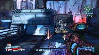 Borderlands Pre-Sequel Shock Drop Slaughter Pit Gameplay! (Borderlands The Pre-Sequel)