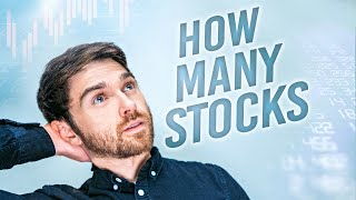 Investing For Beginners - How Many Stocks Should You Buy?