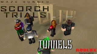 Tunnels - Episode 4 | The Scorch Trials RP | Roblox