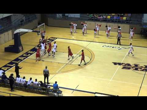 Wallace State CC Men's Basketball vs Wabash Valley College-Highlights (01.01.16)