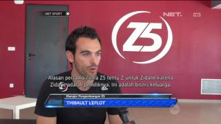 Mengintip Bisnis Baru Zinedine Zidane