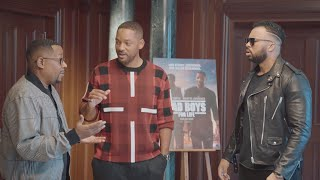 Will Smith | Martin Lawrence Bad Boys Ausbildung.