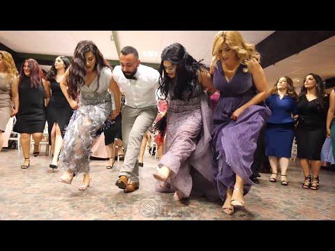 HALAYCILARA GEL  halay-diyarbakir Kurdische  Hochzeit Halay Halebi  mariage MASHUP-Dîlan @SimaVideo