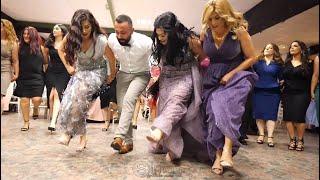HALAYCILARA GEL (CEMRE&NESMI) #halay-diyarbakir- #Kurdische Halay- #serhatkurekci #WEDDINGDANCE