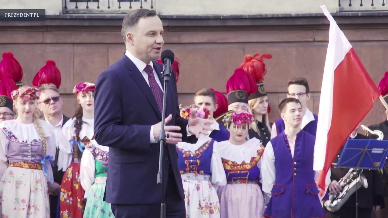 Prezydent z wizytą w Rudzie Śląskiej