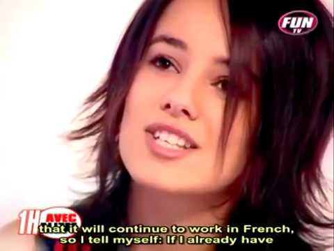 Alizée - Fun TV Interview 06-03-2003 with English Subtitles Part Two