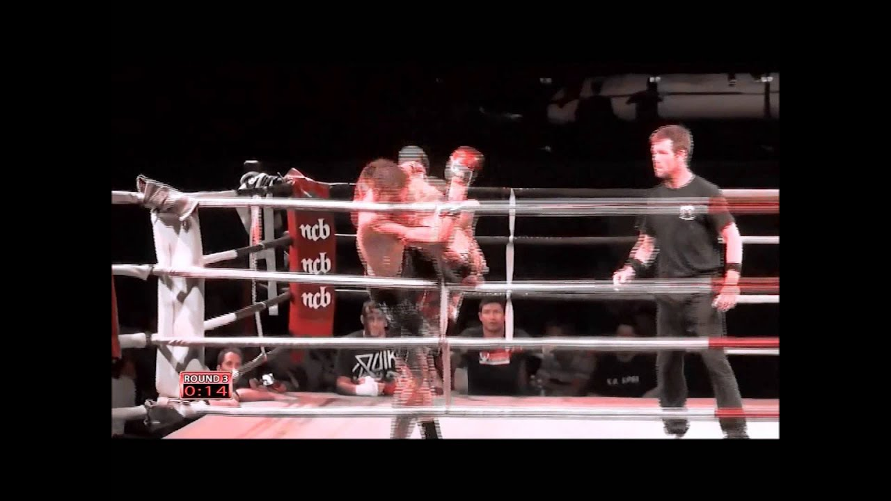 Andy Assassin Smith  Muay Thai Highlights  YouTube