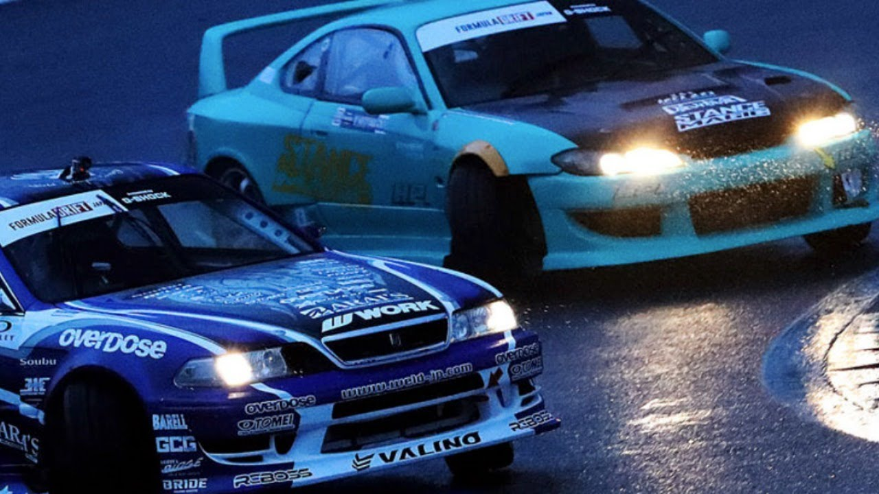 Formula DRIFT Sports Land Sugo - Top 16