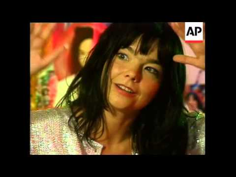 Bjork explains Isobel