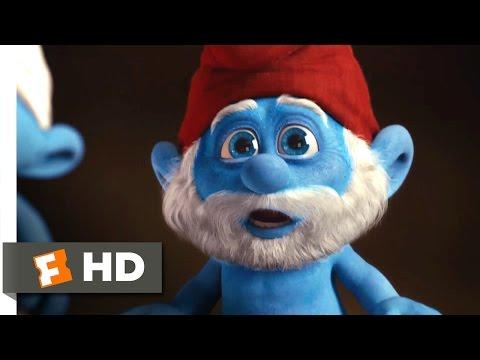 The Smurfs (2011) - Papa Smurf's Sacrifice Scene (7/10) | Movieclips