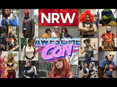 Awesome Con 2018 Cosplay Music Video! #cosplay #CosLove #NRW #NewReleaseWednesday
